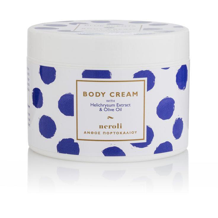 Blue Scents Body Cream Neroli