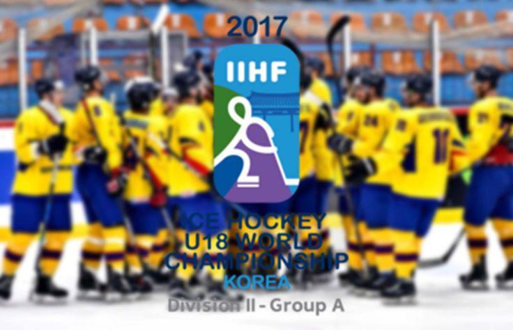 Hochei masculin: România a pierdut în prelungiri meciul doi de la Campionatul Mondial Juniori U18