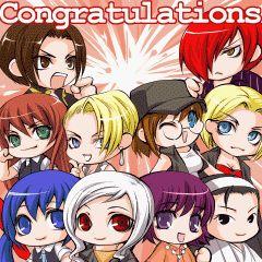 """Congratulations. Final Scene. """"Days of memories 2"""" - Fio's cutscenes"""