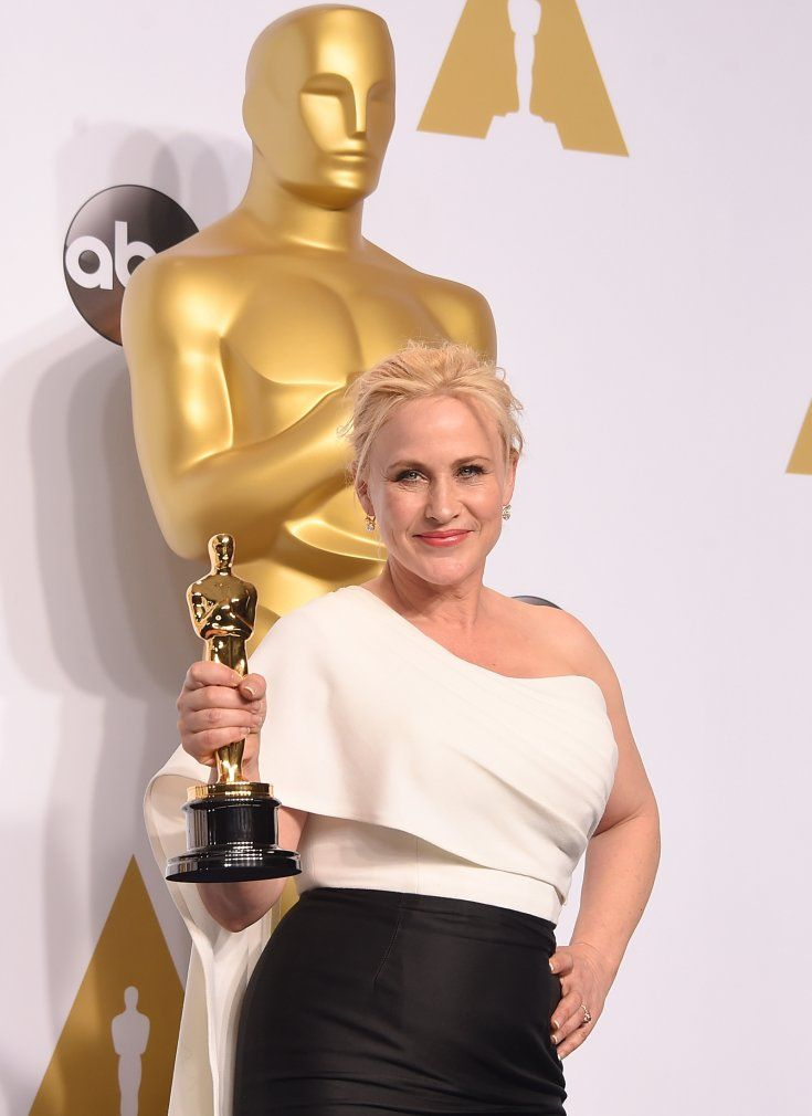 Patricia Arquette won the Academy Award for Best Actress in a Supporting Role for the film Boyhood in 2015.