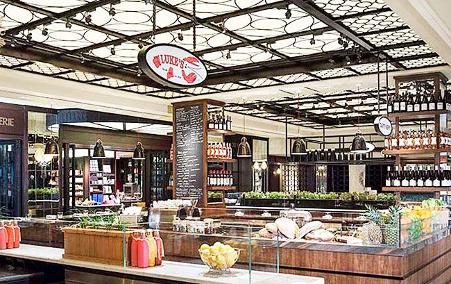 Park Plaza Hotel Nyc Food Court