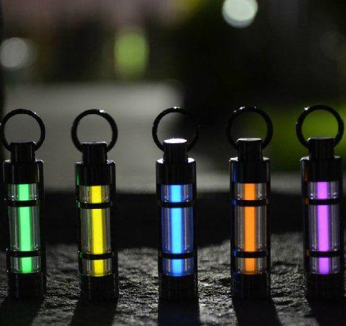 Titanium Autoluminescence Rescue Emergency Light