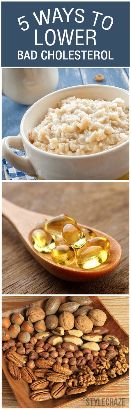 Bad cholesterol is a pain, isn't it? When was the last time you tried getting rid of bad cholesterol but only quit because the process was too ...