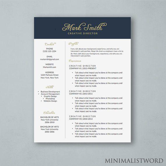 91 best Resume Templates images on Pinterest Professional resume - microsoft resume templates 2013