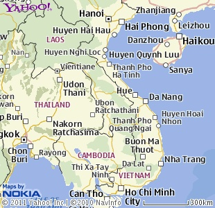 Destinations in Vietnam:  Can Tho  Da Lat  Da Nang  Haiphong  Hanoi  Ho Chi Minh City  Hue  Nha Trang  Phan Thiet  As a member of the Mobile Riverine Forces I have seen this whole country up close and personal ... it was a beautiful country even during war time but even more so now since it has been mostly rebuilt .
