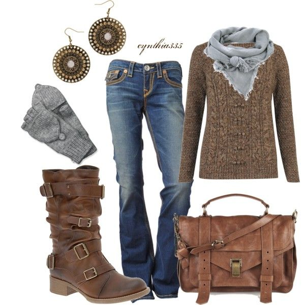 Chunky n' Rustic: Fall Clothing, Sweaters, Fall Wins, Fall Outfits, Fall Looks, Winter Outfits, Boots, Bags, Cold Weather