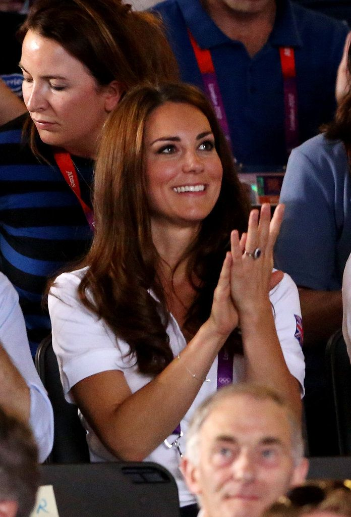Kate Middleton's Olympics Outfits | POPSUGAR Fashion UK