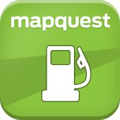 Mapquest can you help you find the nearest gas station on your route