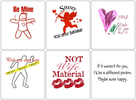 Anti Valentine 39 S Day Cards Quotes