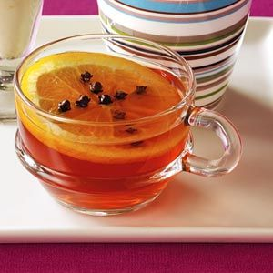 Hot Spiced Cranberry-Apple Cider | Recipe | Holiday Drinks, Drinks and ...