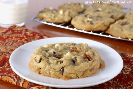 Cookies on Pinterest | Butter, Pudding cookies and White chocolate