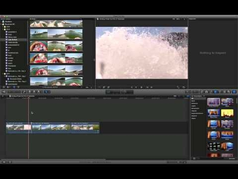 Final Cut Pro X How to use Video Transitions