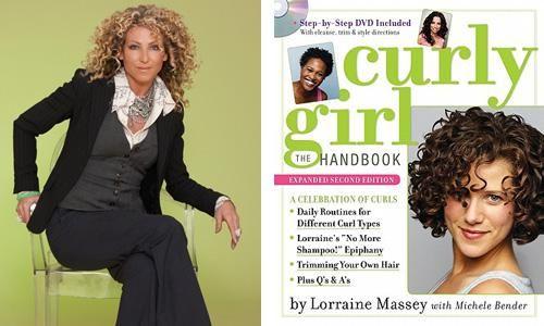 Éste es el nombre que la estilista Lorraine Massey le dió a éste método o rútina para el cuidado del pelo rizado cuando escribió su Curly Girl The Hand Bokk (Libro de mano/Manual) para las chicas rizadas.