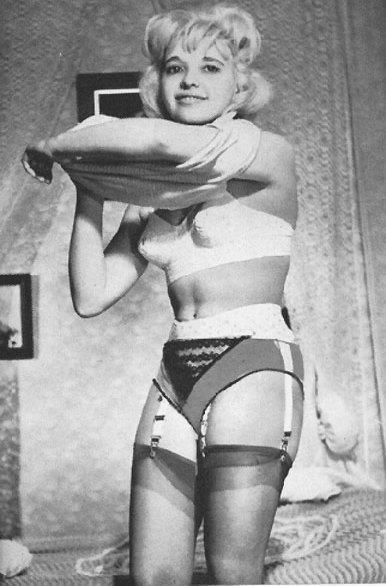 1940s 50s pussy - 3 8