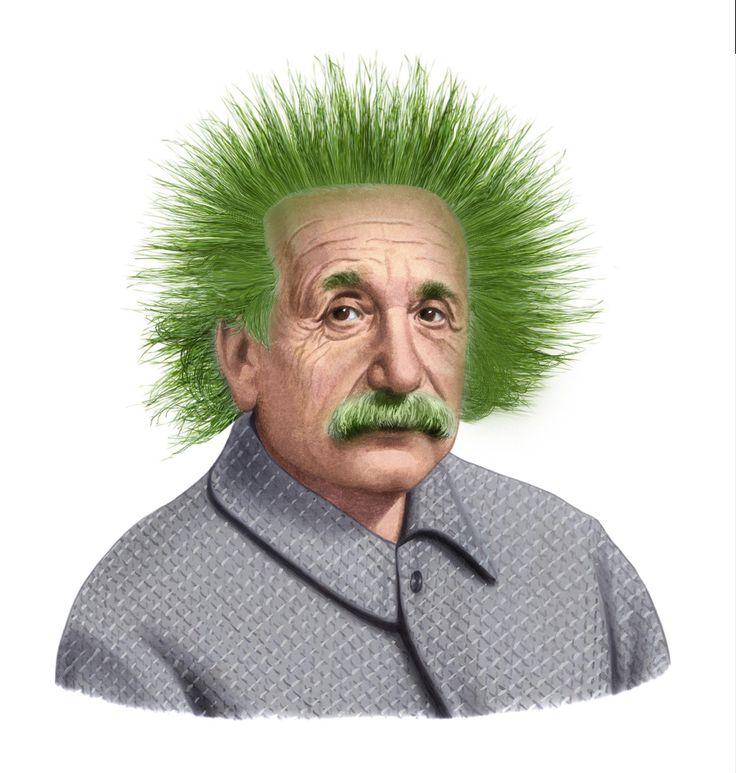 Einstein transformeren