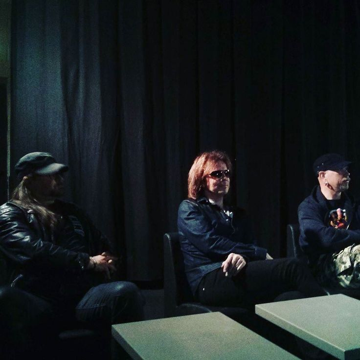 Europe press conference! #europe #europeband #alcatrazmilano #eightees #singer #tour #tourlife #rock #metal #music #instagood #myjam #photooftheday #goodmusic #instamusic #musicgram