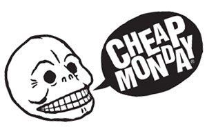 CHEAP MONDAY_DUBNIUMC.215 @ Optical Papadiamantopoulos.