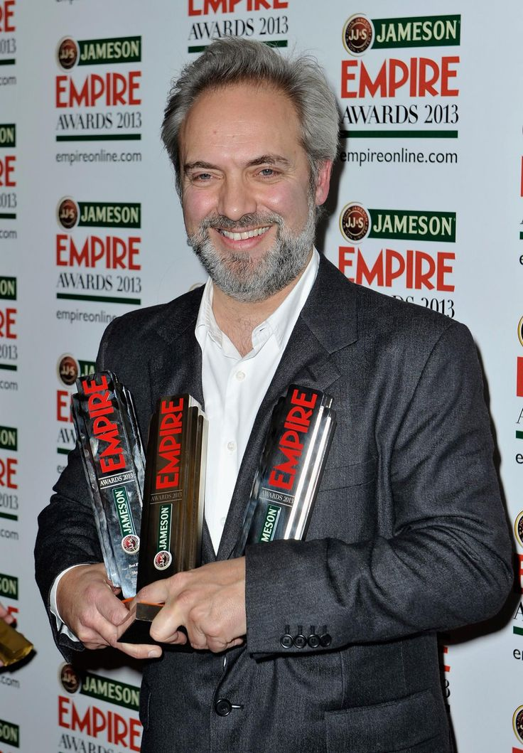 Sam Mendes scooped three Empire awards for Skyfall