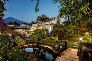 Toetie Boutique Villa & Resort di Malang, Indonesia