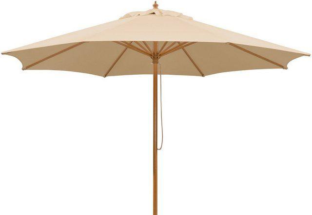 Sonnenschirm Malaga O 300 Cm Ohne Schirmstander Sonnenschirm