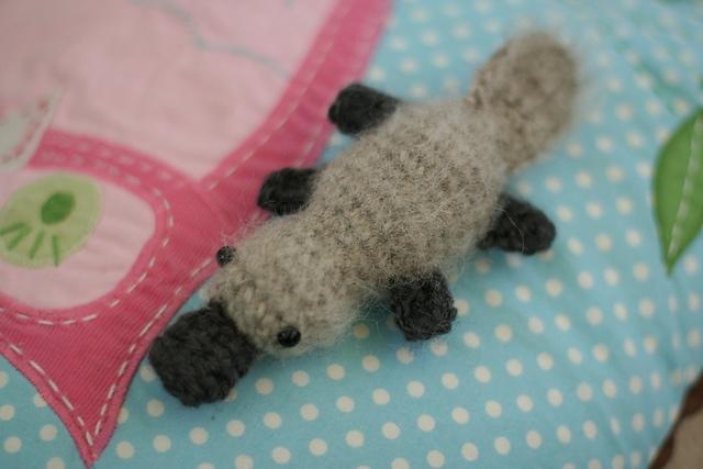 Ravelry: Petite Platypus pattern by Rachael Faith