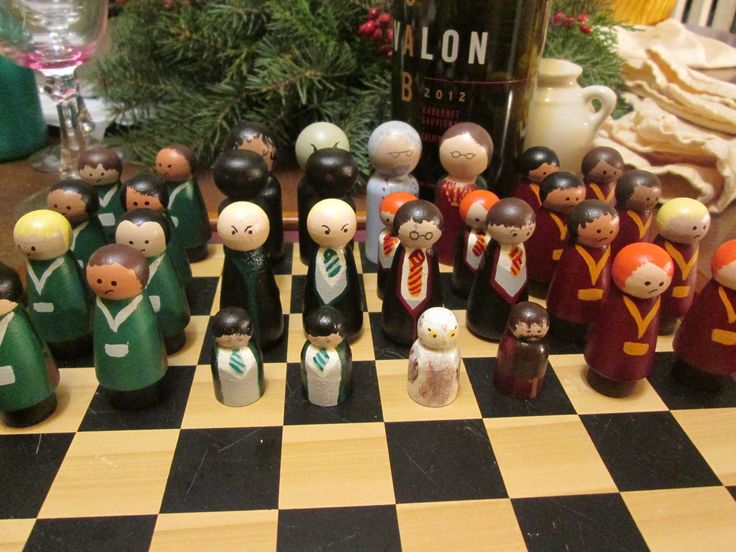 Best 25 Harry Potter Chess Set Ideas On Pinterest Chess
