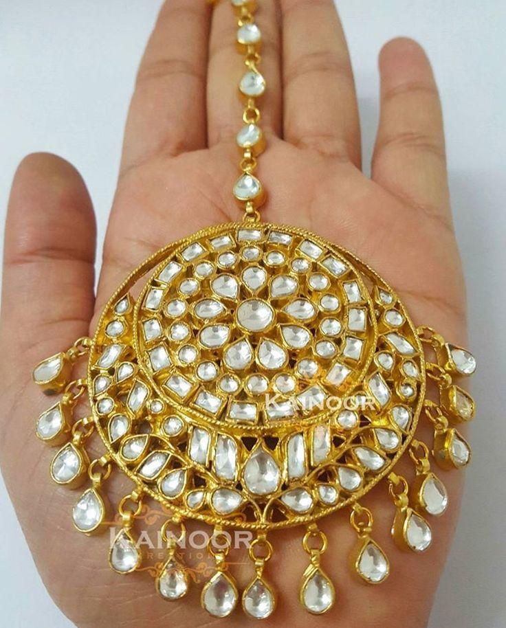 Body Shops Near Me >> Pinterest: @pawank90 | Jewelry | Tikka jewelry, Tika ...