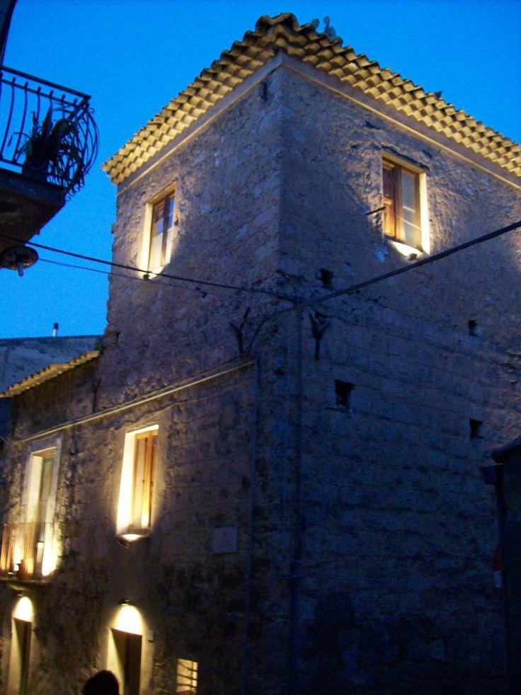 La Casa di sera