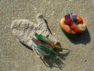 RosieBlogs: Thrummed Mittens, After the Fact
