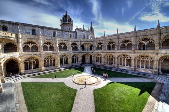Découvrir le Portugal : monastère des Hiéronymites