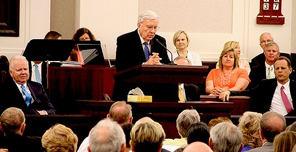Elder Ballard: Today's Temples Will Be Used in the Millennium - Church News and Events