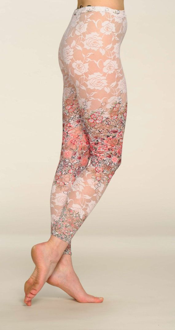 Hey, I found this really awesome Etsy listing at https://www.etsy.com/il-en/listing/183655911/leggings-spring-pink-pastel-stretch-lace