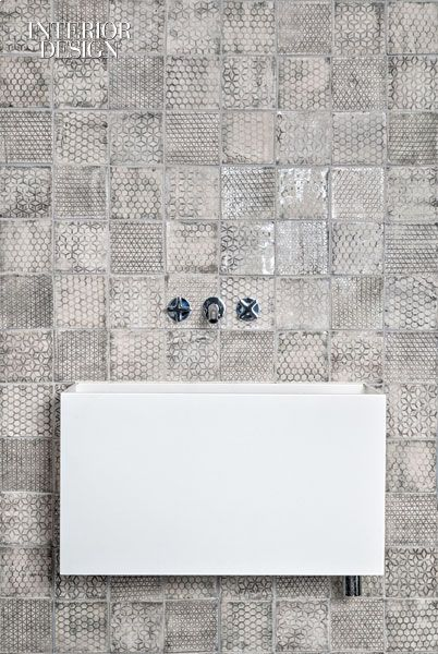 Bathroom Tile Wall Texture 27 best feature walls images on pinterest | home, bathroom ideas