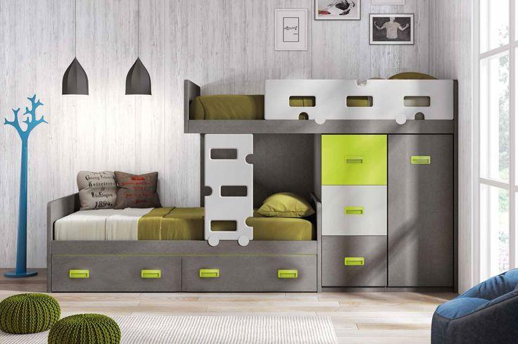 les 29 meilleures images du tableau armoire lit escamotable et rabattable sur pinterest. Black Bedroom Furniture Sets. Home Design Ideas
