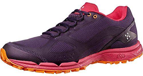 Haglöfs Gram Comp II Shoes Women Acai Berry/Volcanic 2016 Trailrunning Schuhe - http://on-line-kaufen.de/hagloefs/hagloefs-gram-comp-ii-shoes-women-acai-berry-2016