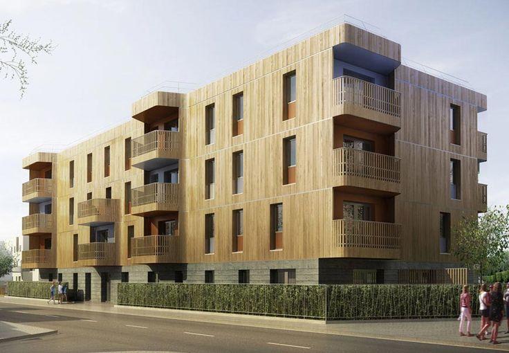 Eco Quartier Carnot-Verollot Ivry-sur-Seine