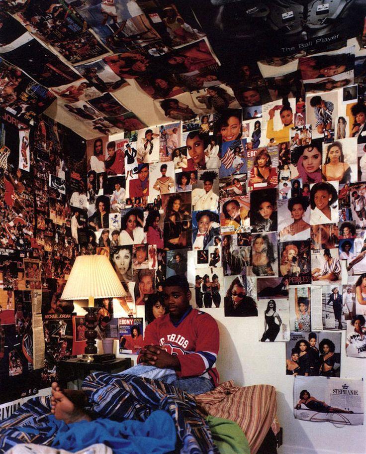 Adrienne Salinger- In my room