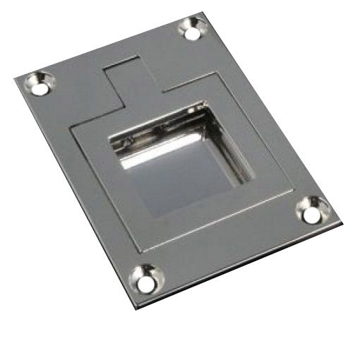 flush ring pull modern and exclusive designthe only square flush handle on the market with the maximum attention to detail