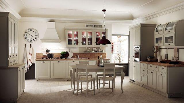 Cozinhas em Estilo Shabby Chic | Design Innova