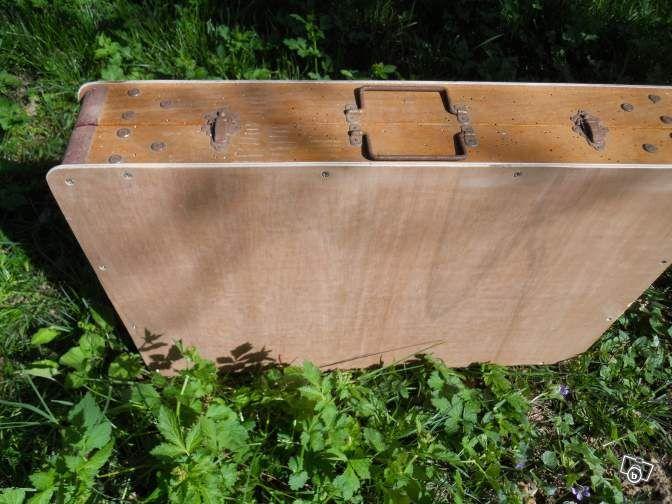 1000 id es propos de table pliante camping sur for Table bois ancienne rectangulaire