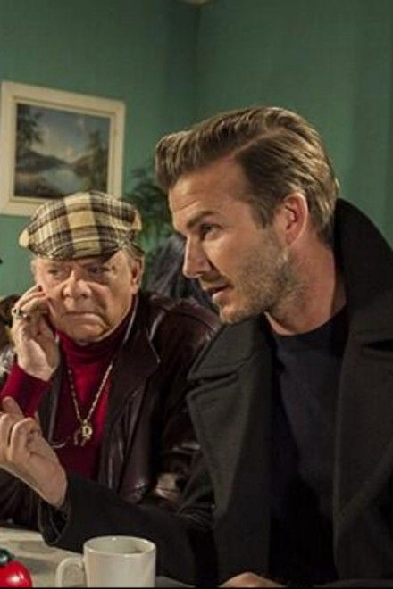 David Beckham makes surprise cameo on Only Fools And Horses