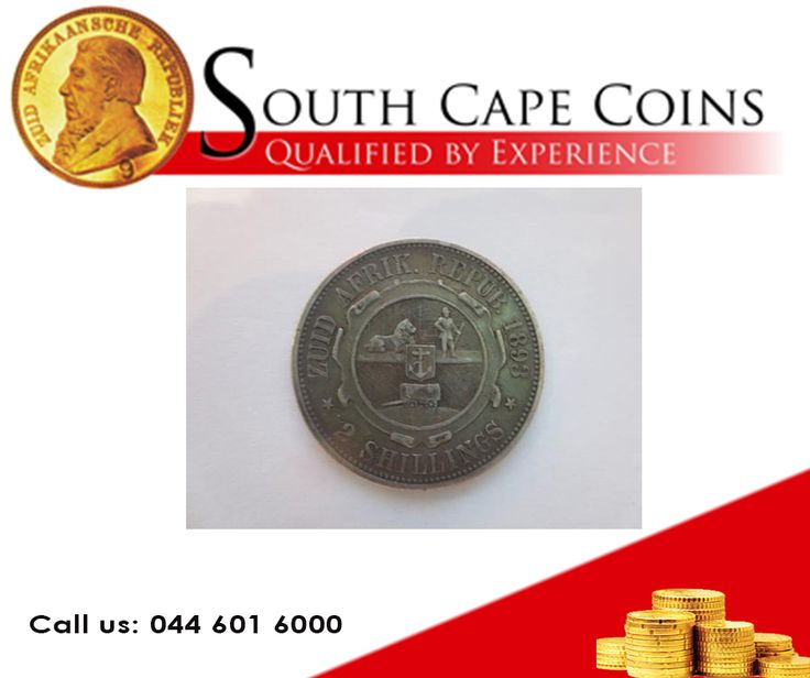 1893 ZAR 2 Shilling AU 55. Call us for more info: 044 601 6000 or Visit our website: besociable.link/yU For more rare coins click HERE: besociable.link/38 #coins, #investment, #rarecoins