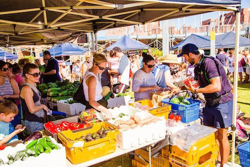 Perth WeekendNotes - Eden Beach Farmers Market - Perth