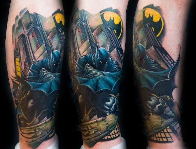 33 best batman tattoos for women sexy images on pinterest for Female batman tattoos