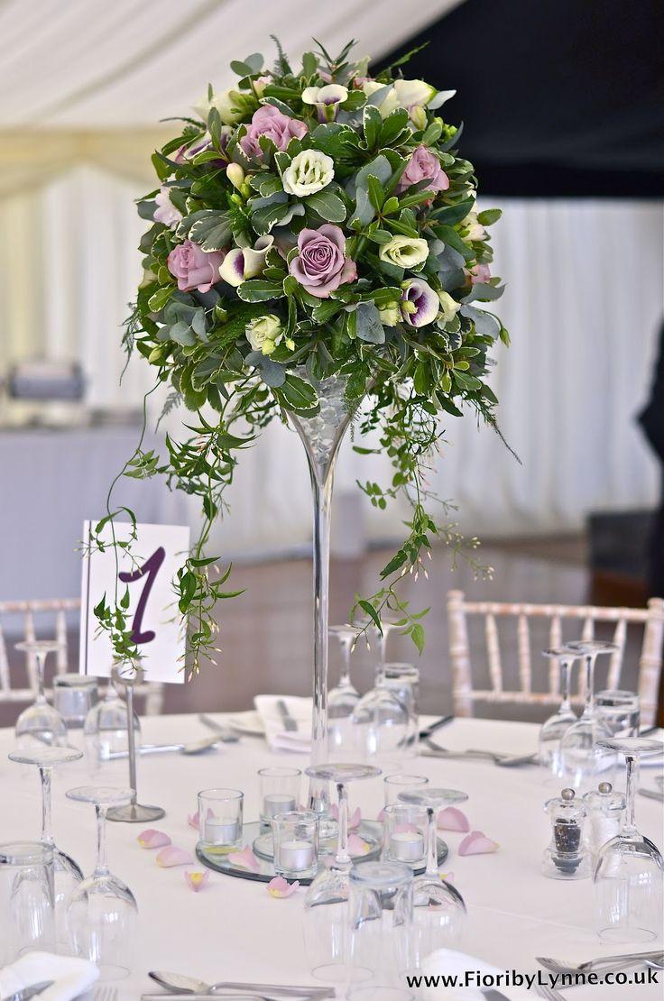 Best wedding floral centerpieces images on pinterest