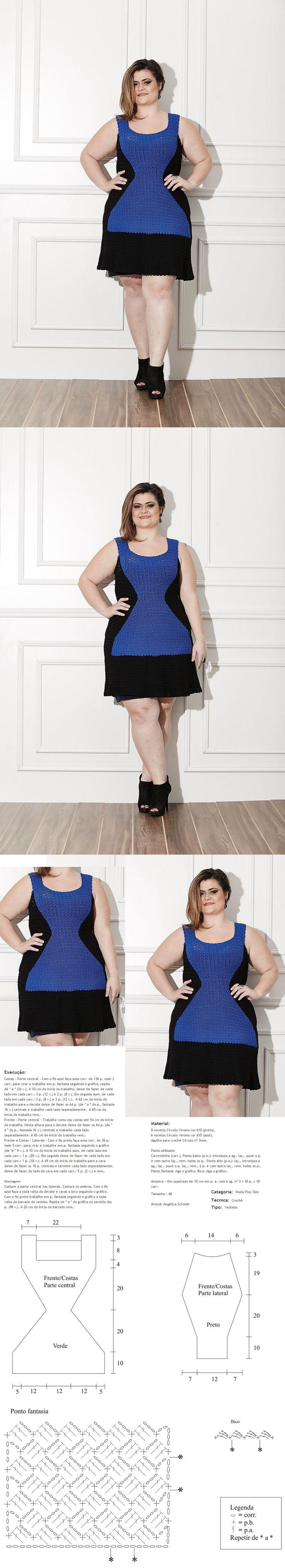 Receitas Círculo - Plus Size - Vestido Verano Emagrecedor