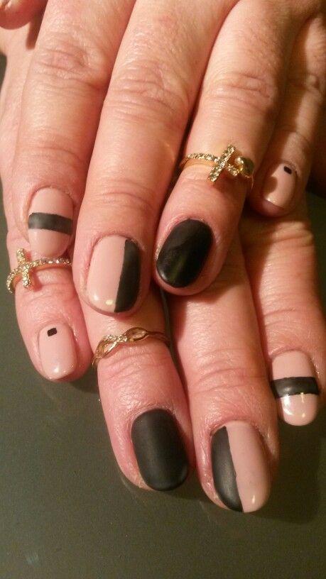 Mix & Match nail design