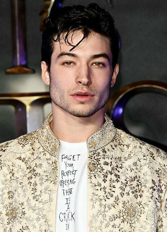 Captain Eoin Sarkin Ezra Miller The Founder