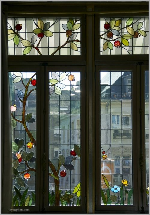Most popular tags for this image include: stained glass