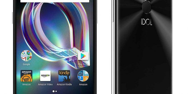 Alcatel Idol 5S Price in USA, Up for Pre-order with Amazon Prime Offers